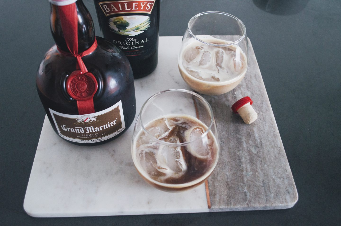 Baileys Irish Cream/Coffee Cocktail