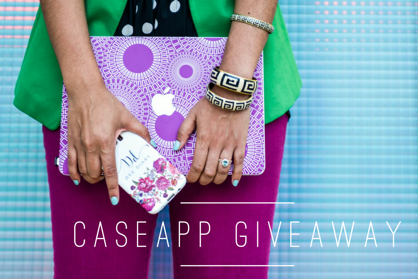 CLOSED: CaseApp Giveaway!