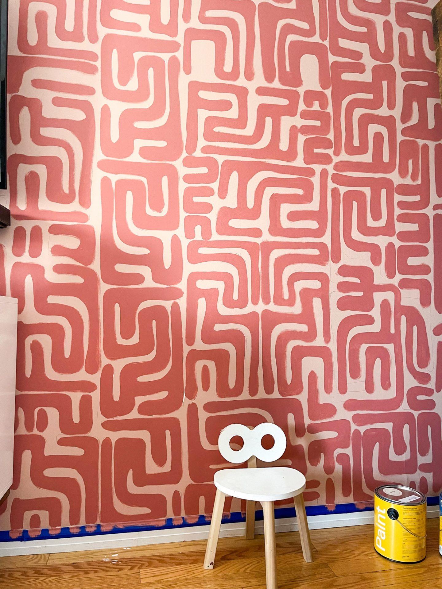 wallpaper mural dee diary